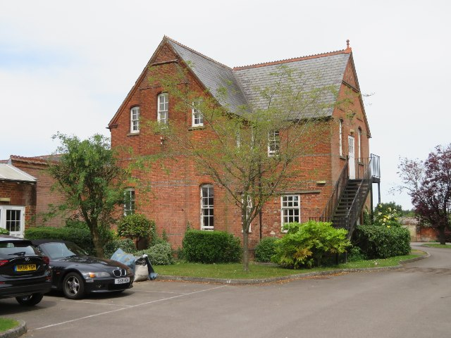 Barchester - St Thomas' Care Home by Sandy B