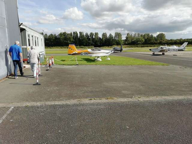Mid-Wales Welshpool Airport