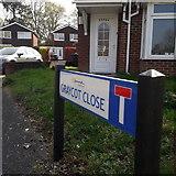 SZ0796 : Kinson: Graycot Close by Chris Downer