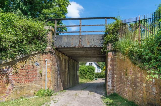 Wild Croft Bridge