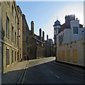 TL4458 : Silver Street, Queens' College and The Anchor by John Sutton