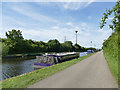 SE3522 : Moorings on the Aire and Calder Navigation by Stephen Craven