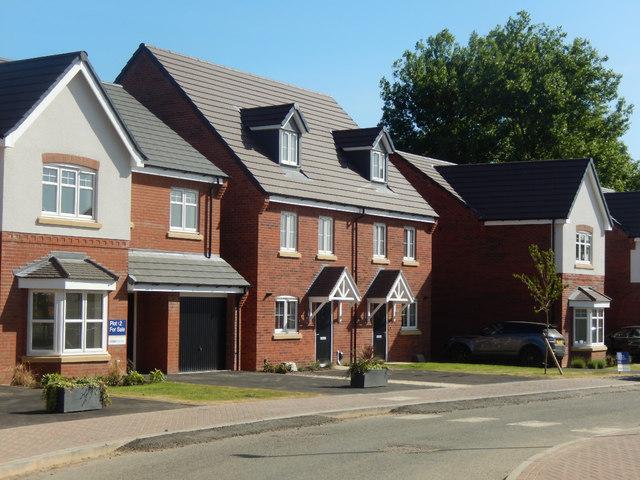 Potsford Road, Cawston
