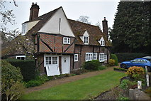 TQ0487 : Misbourne Cottage by N Chadwick