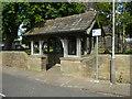 SE2403 : Lych Gate, Market Place, Penistone by Humphrey Bolton