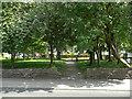 SE2403 : Park, Shrewsbury Road, Penistone by Humphrey Bolton