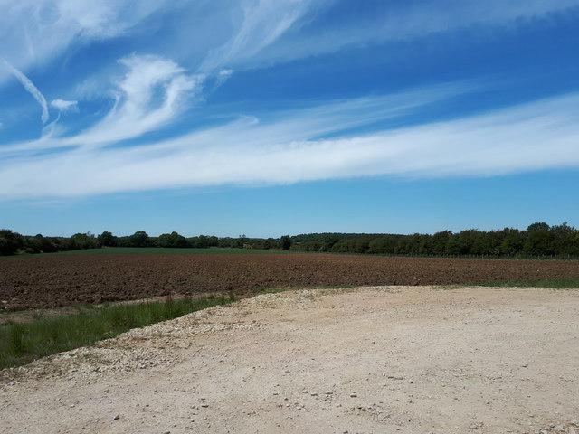 New drive to Johnman's Barn