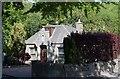 NJ8606 : Lodge to Kingswells House by Bill Harrison