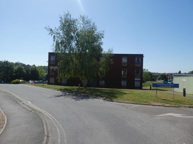 Jasmine Lodge, RD&E Hospital, Exeter