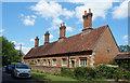 SP5912 : Studley Almshouses by Des Blenkinsopp