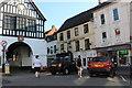 SO7193 : Bridgnorth Town Hall by David Howard