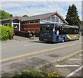 ST2994 : Stagecoach Gold bus 47975, Wesley Street, Cwmbran  by Jaggery