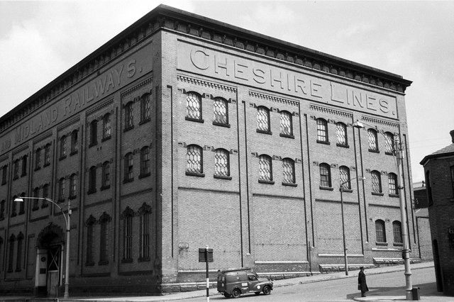 Brunswick Goods Station, 1964 – 2