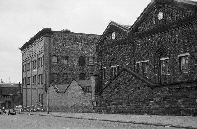 Brunswick Goods Station, 1964 – 3
