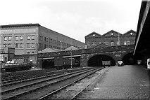 SJ3588 : Brunswick Goods Station, 1964 – 5 by Alan Murray-Rust
