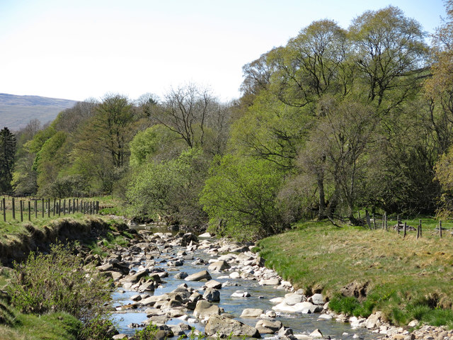 The River Nent below Middle Skelgill (2)