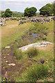 SX7476 : Watercourse, Emsworthy by Derek Harper