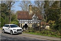 TQ5944 : North Lodge, Somerhill Park by N Chadwick