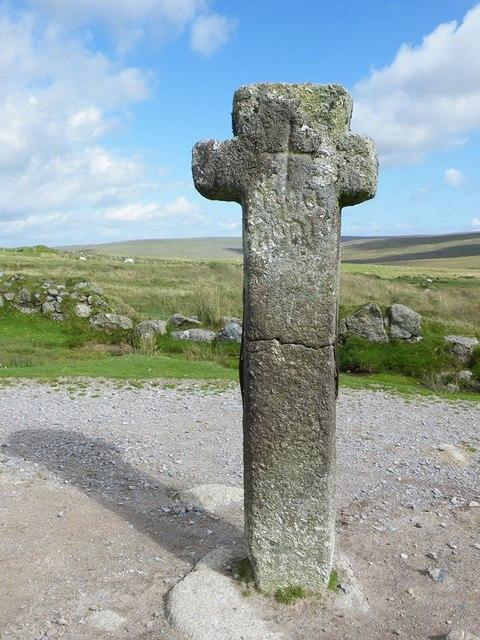 Old Wayside Cross - Nun's Cross (Siward's Cross)