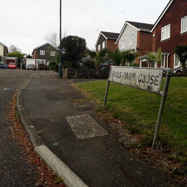 Northbourne: Heads Farm Close