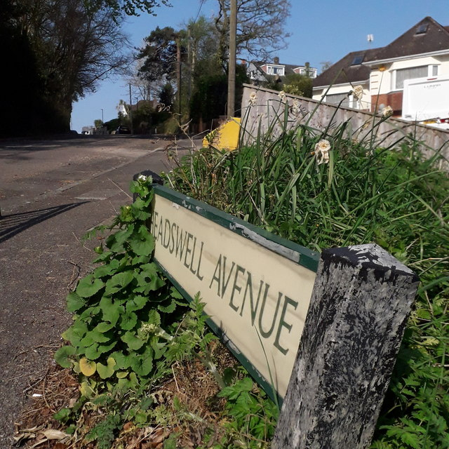 Northbourne: Headswell Avenue