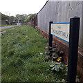SZ0695 : West Howe: Heathlands Walk by Chris Downer