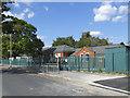 SE2537 : Hawksworth primary school, west side by Stephen Craven