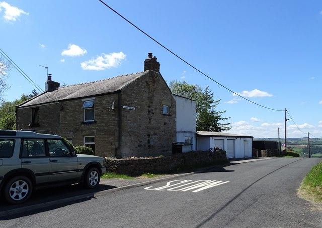 Cottages on Elm Park Road