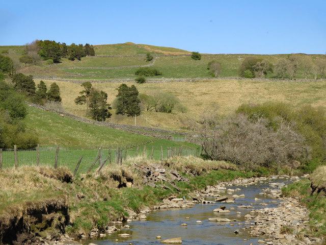 The River Nent below Far Hilltop (4)