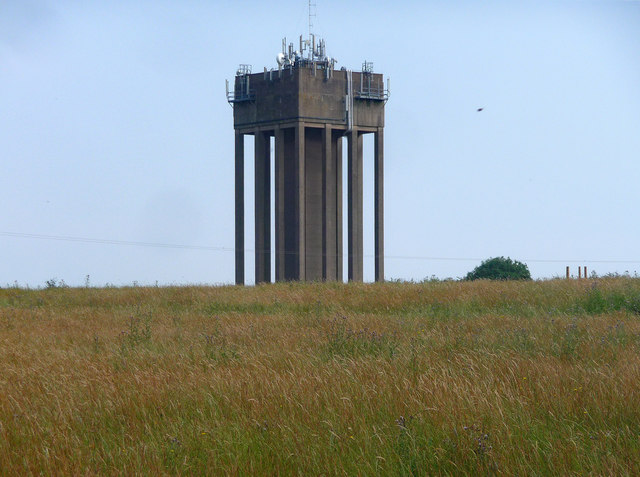 Water tower, Droitwich Spa