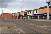 SK5236 : The Square, Beeston by Andrew Abbott