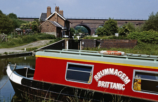'Brummagem Brittanic' at Parkhead Junction