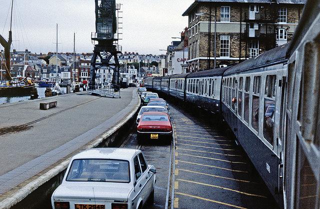 Weymouth Quay Station