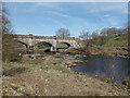 SE0556 : Barden Aqueduct Bridge by habiloid