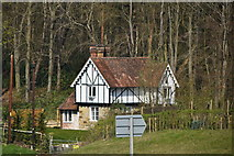 TQ6044 : Top Lodge by N Chadwick