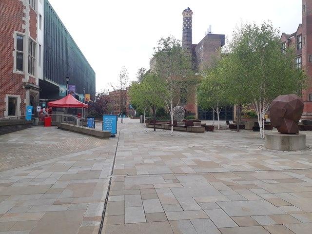 King's Road, Newcastle University