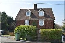 TQ6143 : Horseshoe Cottage by N Chadwick