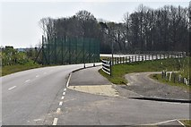 TQ6143 : Slip road from A21 by N Chadwick