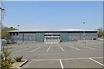 TQ6042 : John Lewis (Closed), King's Standing Business Park by N Chadwick