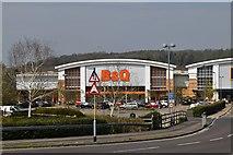 TQ6042 : B&Q, Great Lodge Retail Park by N Chadwick