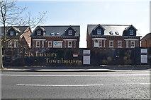 TQ5840 : Six Luxury Townhouses by N Chadwick