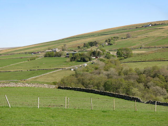 The valley of the River Nent around High Skelgill (2)