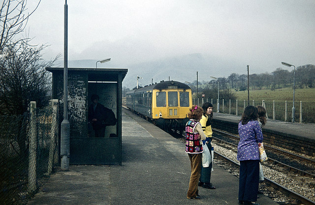 Edale Station