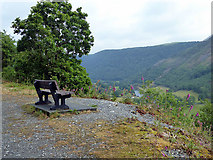 SN7079 : Seat with a view by John Lucas