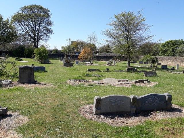 Gosforth Parish Churchyard, Newcastle upon Tyne