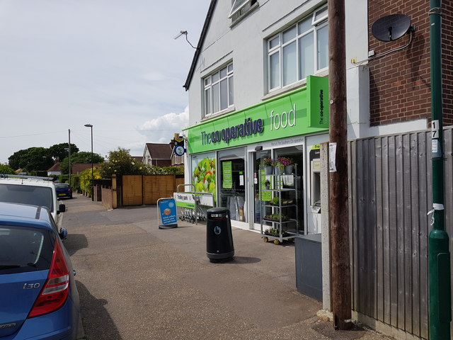 The Co-op Food, Rose Green Road, Rose Green