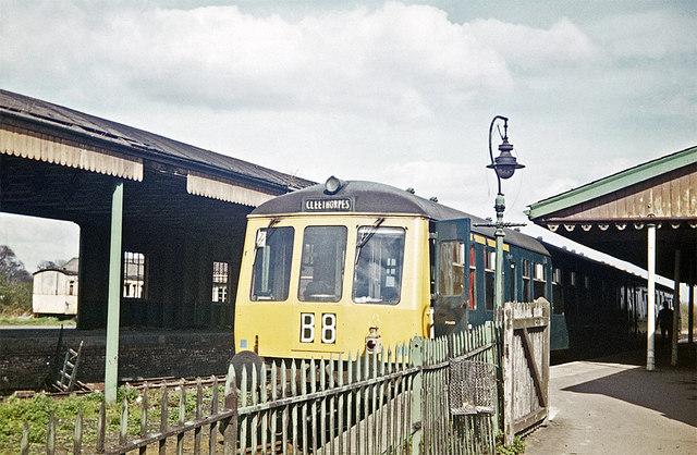 Barton on Humber Station