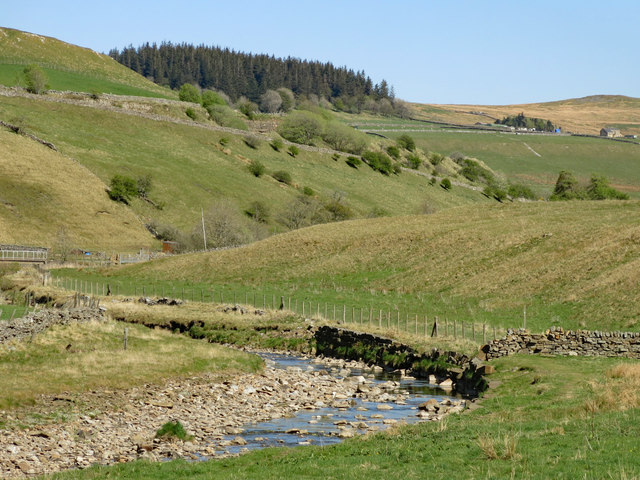 The River Nent below High Skelgill