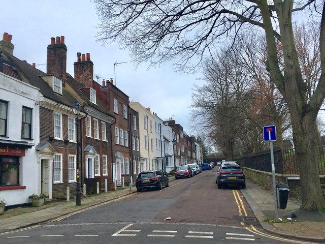 Prospect Row, Brompton