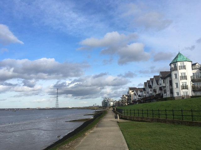 River Thames, Greenhithe